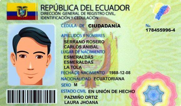Cédula de identidad ecuatoriana y RUC: la guía definitiva