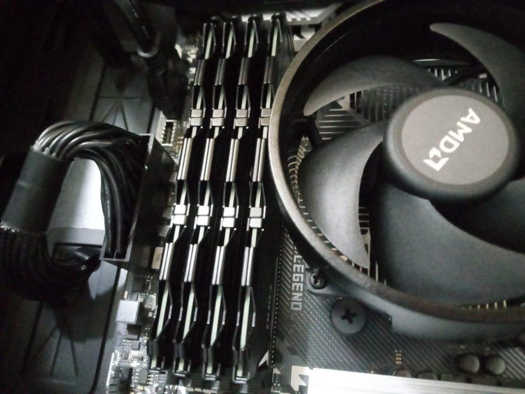 Agregado de RAM adicional